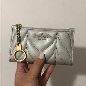 Kate Spade wallet  (Briar Lane Quilted Mikey)